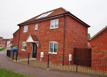 4 bed detached house for sale in Carpenter Close, Wymondham NR18
