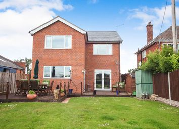 Thumbnail 3 bed detached house to rent in The Chequer, Bronington, Whitchurch