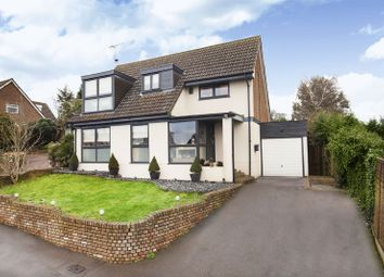 Thumbnail 4 bed detached house for sale in Whitehall Close, Nazeing, Waltham Abbey