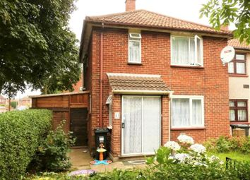 Thumbnail 2 bedroom end terrace house for sale in Cobham Road, Heston