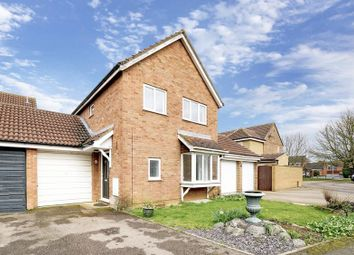 Thumbnail 4 bed property for sale in Sundew Close, Eaton Ford, St. Neots
