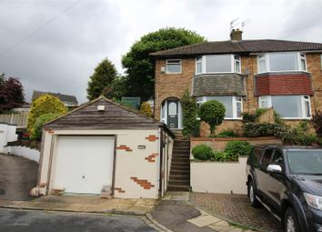Thumbnail 3 bed semi-detached house for sale in Ashbourne Close, Bradford