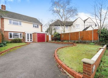 Thumbnail 4 bedroom semi-detached house for sale in Elm Road, Chelmsford