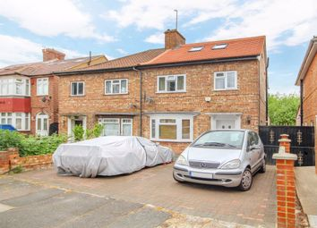 Thumbnail 4 bed semi-detached house to rent in Jersey Road, Hounslow