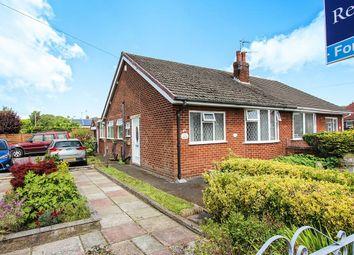 Thumbnail 2 bed bungalow for sale in Milbanke Avenue, Kirkham, Preston