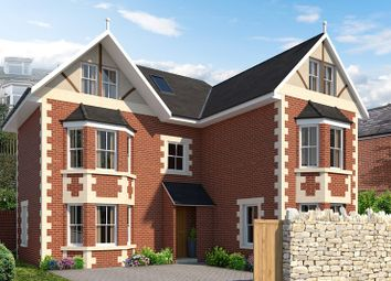 Thumbnail 4 bed detached house for sale in Locarno Road, Swanage