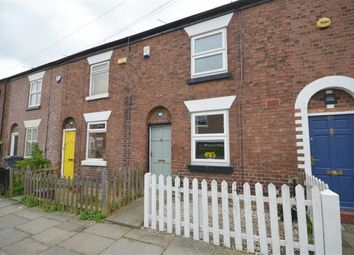 Thumbnail 2 bed terraced house for sale in Crossway, Didsbury Village, Manchester