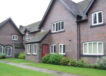 Thumbnail 1 bed flat to rent in Manor Farm Drive, Tittensor, Stoke-On-Trent