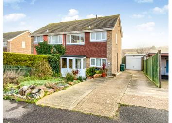 Bramber Close, Peacehaven BN10. 2 bed semi-detached house for sale