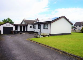 Thumbnail 4 bed detached bungalow for sale in Ballynure Road, Ballyclare