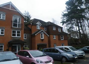 Thumbnail 2 bed flat to rent in Branksomewood Road, Fleet