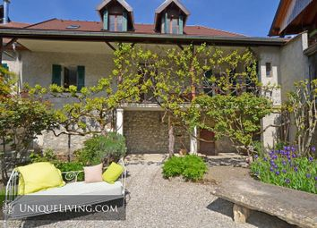 Thumbnail 5 bed villa for sale in Annecy, French Alps, France