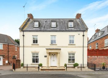 Thumbnail Town house for sale in Century Park, Yeovil