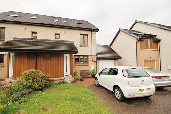 Thumbnail 5 bedroom semi-detached house to rent in 33 Constitution Crescent, Dundee
