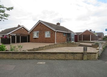 Thumbnail 2 bed detached bungalow for sale in Carsington Crescent, Allestree, Derby