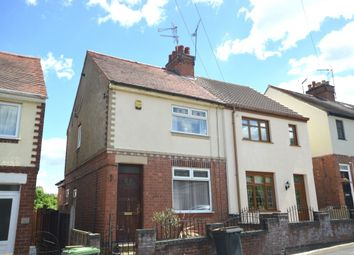 Thumbnail 2 bed semi-detached house to rent in Edward Road, Bedworth