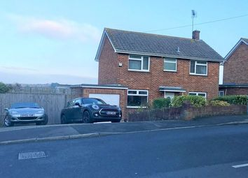 Thumbnail 3 bed detached house for sale in Goldcroft Road, Weymouth