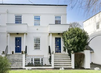 Thumbnail 3 bed mews house to rent in Seaton Close, Putney, London