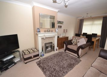 Thumbnail 2 bed semi-detached house to rent in Earls Drive, Clayton, Newcastle