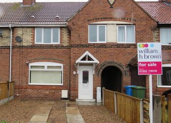Thumbnail 3 bed terraced house for sale in Galway Drive, Bircotes, Doncaster