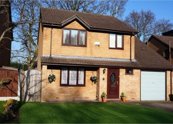Thumbnail 4 bed detached house for sale in Acorn Drive, Whitby, Ellesmere Port
