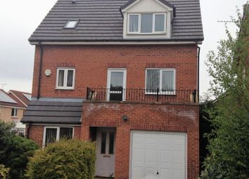 Thumbnail 4 bed detached house to rent in Haverhill Grove, Wombwell, Barnsley