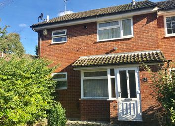 Thumbnail 1 bedroom end terrace house for sale in Squirrel Drive, Southampton