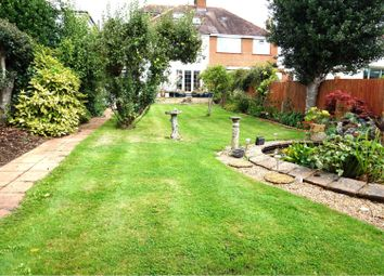 Thumbnail 4 bed semi-detached house for sale in Orchard Gardens, Hove