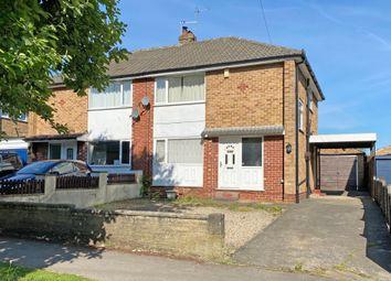 Thumbnail 3 bed semi-detached house for sale in Woodfield Road, Harrogate