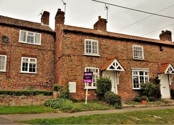 Thumbnail 2 bed cottage for sale in Church End, York