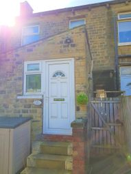 Thumbnail 2 bedroom terraced house for sale in George Street, Milnsbridge, Huddersfield
