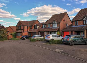 Thumbnail 3 bed detached house to rent in Oak End, Buntingford