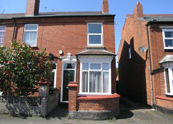 Thumbnail 3 bed end terrace house to rent in Vicarage Road, Halesowen