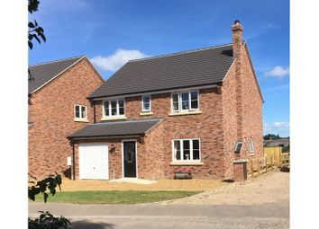Thumbnail 4 bedroom detached house for sale in Coltishall Lane, Horsham St Faith, Norwich