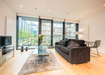 Thumbnail 1 bed flat to rent in Simpson Loan, Quartermile