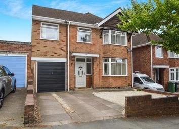 Thumbnail 4 bed detached house for sale in Greengate Lane, Birstall, Leicester, Leicestershire