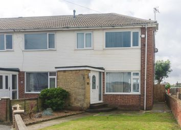 Thumbnail 3 bed end terrace house for sale in Thompsons Cottages, Princes Avenue, Withernsea