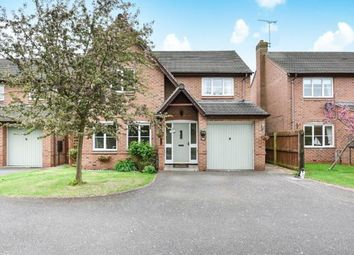 Thumbnail 4 bed detached house for sale in Blacksmiths Close, Netherseal, Swadlincote, Derbyshire