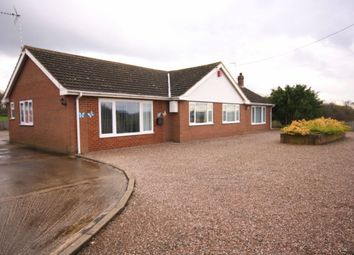 Thumbnail 4 bed bungalow for sale in Sheppenhall Lane, Aston, Nantwich