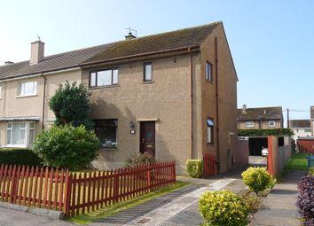 Thumbnail 3 bedroom semi-detached house for sale in Biggart Road, Prestwick