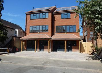 Thumbnail Semi-detached house for sale in Percy Avenue, Ashford, Middlesex