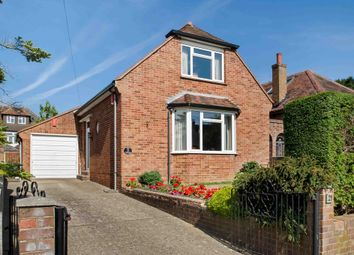Thumbnail 3 bed detached house for sale in East Cosham Road, Cosham, Portsmouth