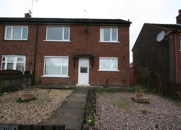 Thumbnail 2 bedroom semi-detached house for sale in Caesar Street, Rochdale, Greater Manchester