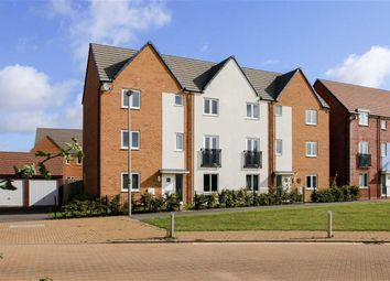 Thumbnail 5 bedroom town house for sale in Watercress Way, Broughton, Milton Keynes