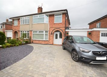 Thumbnail 3 bed semi-detached house for sale in Dolphin Crescent, Great Sutton, Ellesmere Port