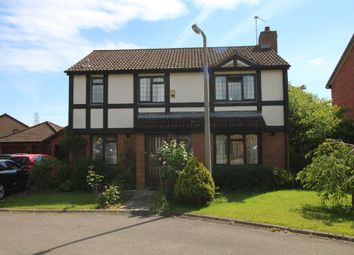Thumbnail 4 bed detached house to rent in Anstey Place, Pewsham, Chippenham