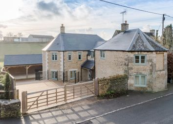Thumbnail 4 bed detached house for sale in Charlton Road, Tetbury