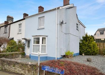 Thumbnail 2 bed end terrace house for sale in Laburnum Row, Callington, Cornwall