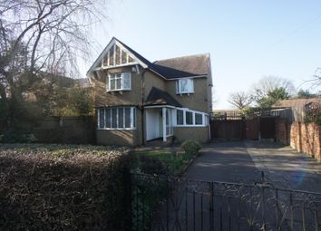 Thumbnail 3 bed detached house for sale in Barnet Road, Arkley