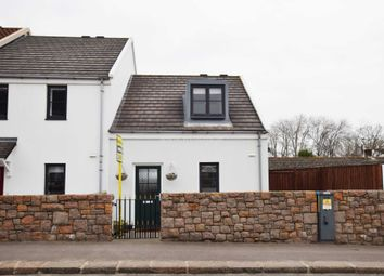 Thumbnail 1 bed semi-detached house for sale in L'hermitage Gardens, La Route De Beaumont, St. Peter, Jersey